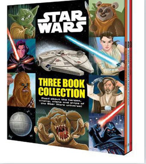 圖片 Star Wars: Three Book Collection