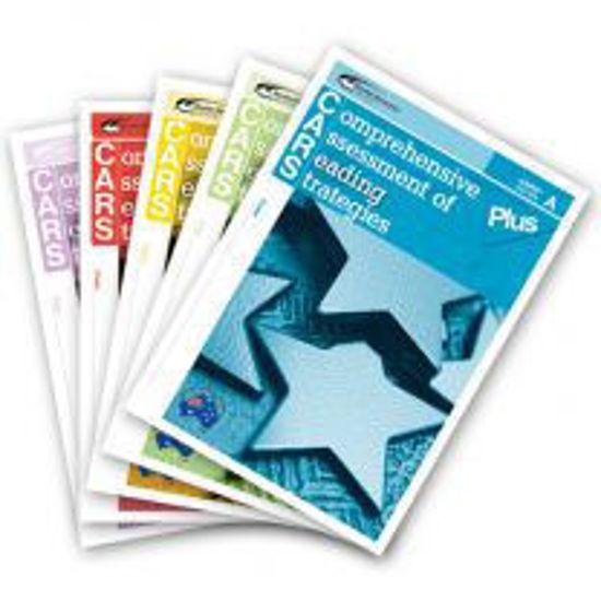 图片 CARS PLUS Mixed Pack Student Books P-C