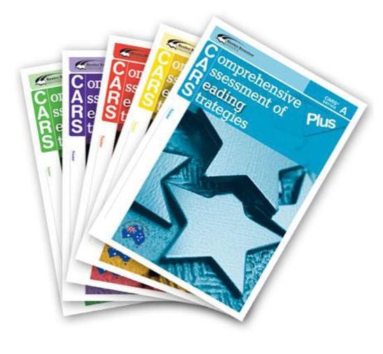 图片 CARS PLUS Mixed Pack Student Books A-E