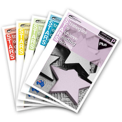 Picture of STARS PLUS Mixed Pack Teacher Guides P-C