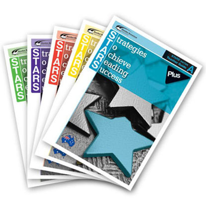 Picture of STARS PLUS Mixed Pack Teacher Guides A-E