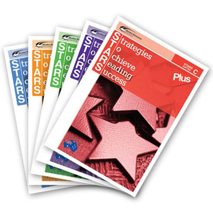 Picture of STARS PLUS Mixed Pack Student Books C-G