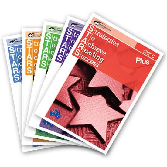 圖片 STARS PLUS Mixed Pack Student Books C-G