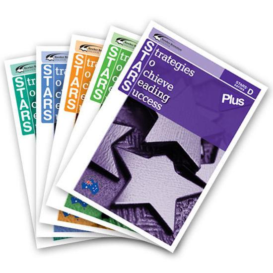 圖片 STARS PLUS Mixed Pack Student Books D-H