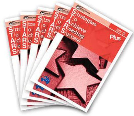 圖片 STARS PLUS Series C Student Book Set of 5