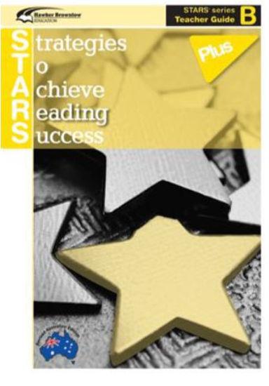 圖片 STARS PLUS Series B Teacher Guide