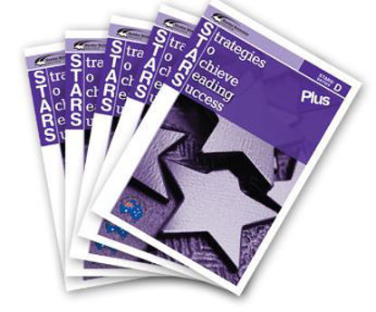 图片 STARS PLUS Series D Student Book Set of 5