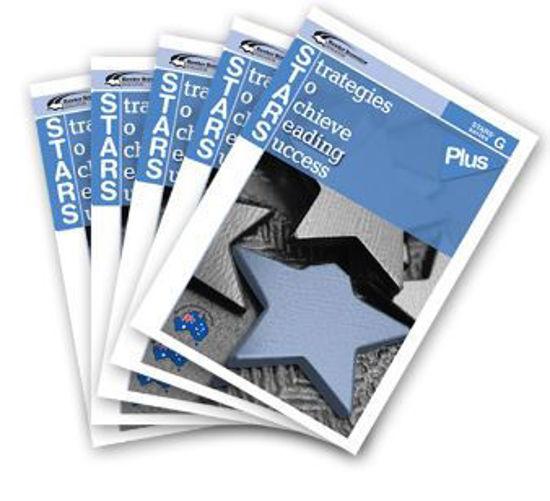 圖片 STARS PLUS Series G Student Book Set of 5