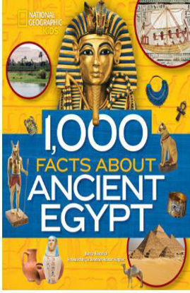 圖片 1,000 Facts About Ancient Egypt