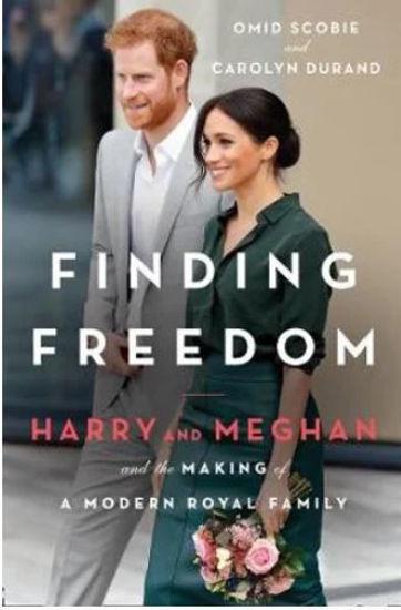圖片 Finding Freedom: Harry And Meghan And The Making Of A Modern Royal Family