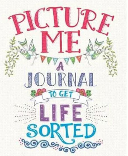 圖片 Picture Me: A Journal to Get Life Sorted