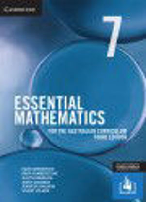圖片 Essential Mathematics for the Australian Curriculum Year 7 Third Edition (interactive textbook powered by Cambridge HOTmaths)