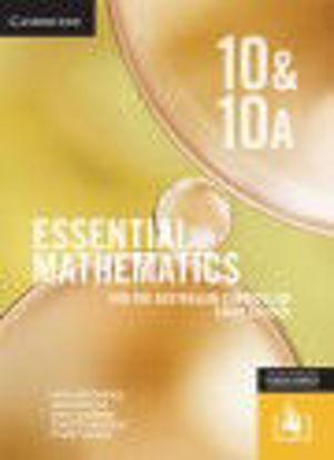 圖片 Essential Mathematics for the Australian Curriculum Year 10&10A Third Edition (interactive textbook powered by HOTmaths)