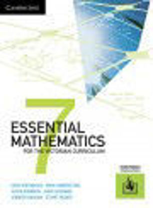 圖片 Essential Mathematics for the Victorian Curriculum 7 (interactive textbook powered by Cambridge HOTmaths)