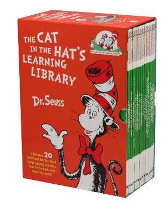 圖片 Cat In The Hat Learning Library (4+)