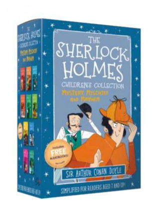 Picture of Sherlock Holmes 10 Book Collection Series 2 (AGE: 7-9)