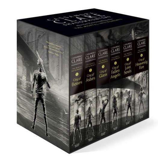 圖片 The Mortal Instruments Box