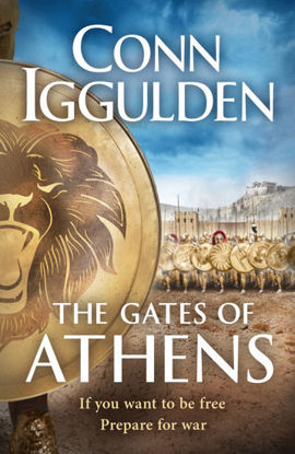 圖片 The Gates of Athens Book One of Athenian  Conn Iggulden Wolf - copy