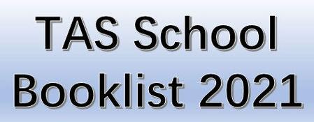 分類圖片 TAS School books 2021