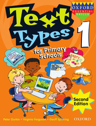 Picture of Text Types for Primary Schools Book 1