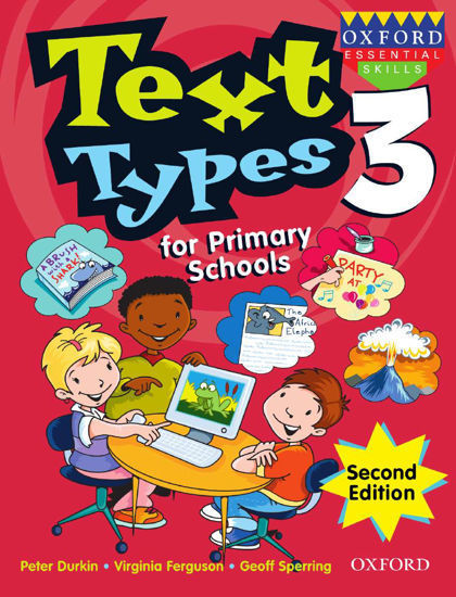 Picture of Text Types for Primary Schools Book 3