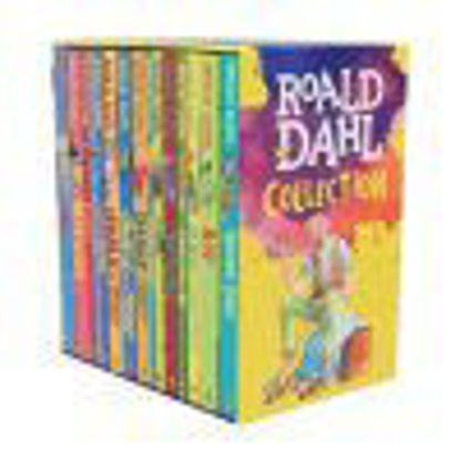 Picture of Roald Dahl Collection 15 Book Slipcase
