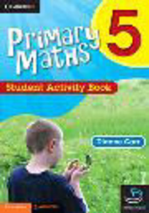 Picture of Primary Maths Student Activity Book 5 and Cambridge HOTMaths Bundle