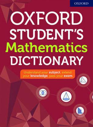 图片 Oxford Student's Mathematics Dictionary