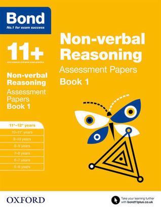 图片 Bond 11 Non Verbal Reasoning Assessment Papers Book 1Second Edition: Age 11-12+