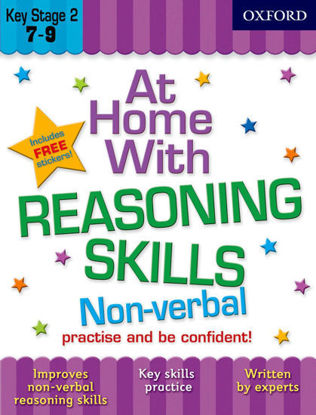 Picture of At Home With Non Verbal Reasoning 7-9 Practise and Be Confident!