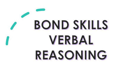 Picture of BOND Verbal Reasoning Practice Tests