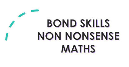Picture of BOND No Nonsense Maths