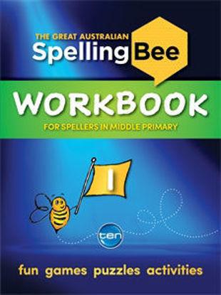 Picture of THE GREAT AUSTRALIAN SPELLING BEE: WORKBOOK 1