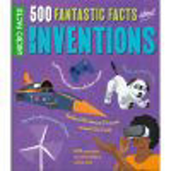 圖片 Micro Facts: 500 Fantastic Facts About Inventions