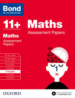 Picture of Bond 11 Maths Assessment Papers 7 to 8 Years