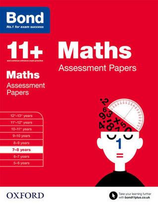 图片 Bond 11 Maths Assessment Papers 7 to 8 Years