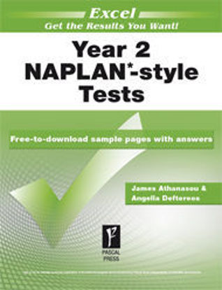 Picture of EXCEL NAPLAN*-STYLE TESTS YEAR 2