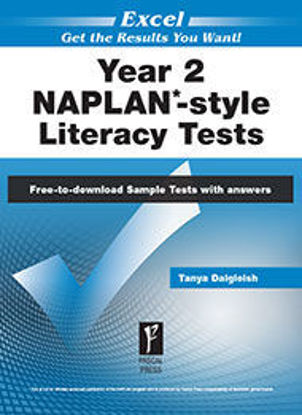 Picture of EXCEL NAPLAN*-STYLE LITERACY TESTS YEAR 2