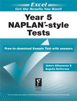 Picture of EXCEL NAPLAN*-STYLE TESTS YEAR 5