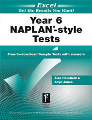 Picture of EXCEL NAPLAN*-STYLE TESTS YEAR 6