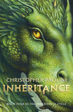 Picture of Inheritance Book Four Christopher Paolini