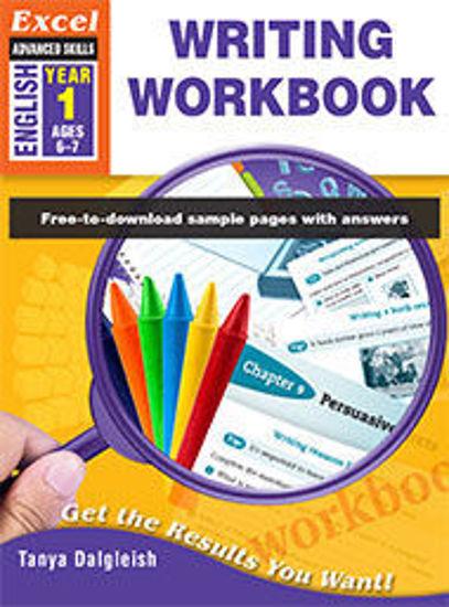 图片 EXCEL ADVANCED SKILLS WRITING WORKBOOK YEAR 1