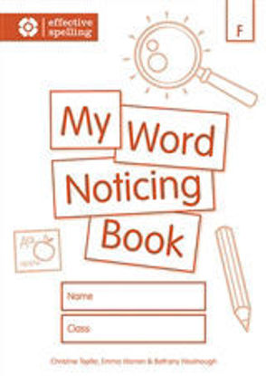 Picture of My Word Noticing Book Foundation