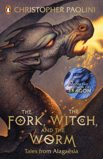 Picture of The Fork, the Witch, and the Worm Tales from Alagaesia Volume 1: Eragon Christopher Paolini