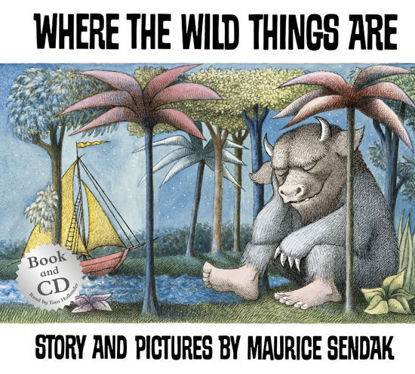 Picture of Where The Wild Things Are (with CD)