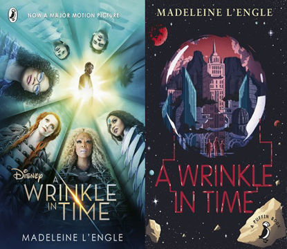 Picture of A Wrinkle in Time Madeleine L'Engle