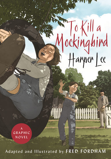 Picture of To Kill a Mockingbird The stunning graphic novel adaptation