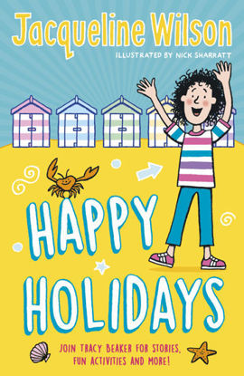 Picture of Jacqueline Wilson's Happy Holidays