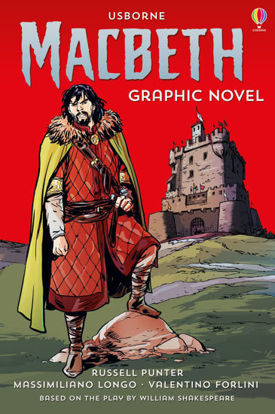 Picture of Macbeth Graphic Novel (AGE: 10+)