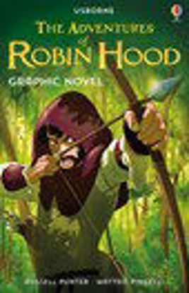 Picture of Adventures of Robin Hood Graphic Novel (7+)
